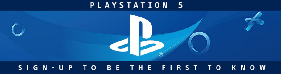 Playstation 5 signup
