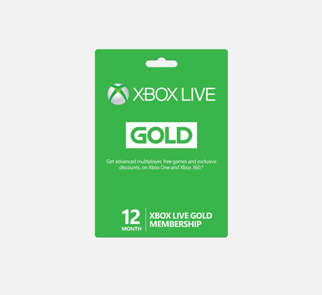 Xbox Live Subscriptions and Currency