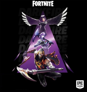 fortnite dark fire