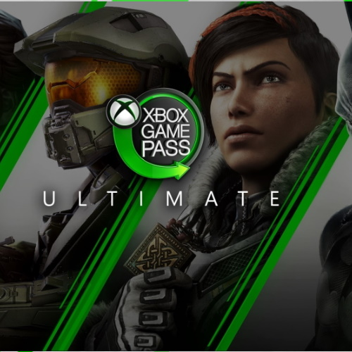 Xbox Gamepass Ultimate