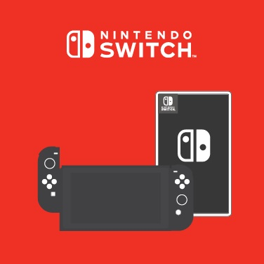 Nintendo Switch Consoles, games and accessories