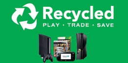 Recycled Consoles & Games