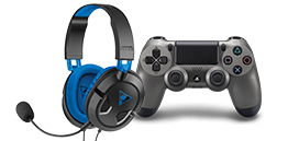 Gaming headsets and accessories