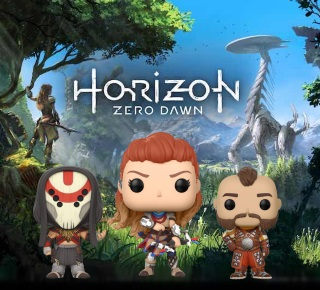 Horizon Zero Dawn Pop Vinyl