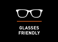 Glasses Friendly