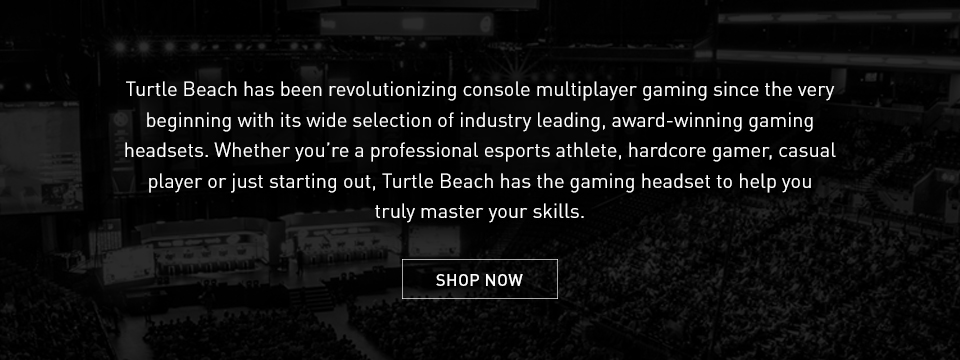 learn more about Turtle Beach