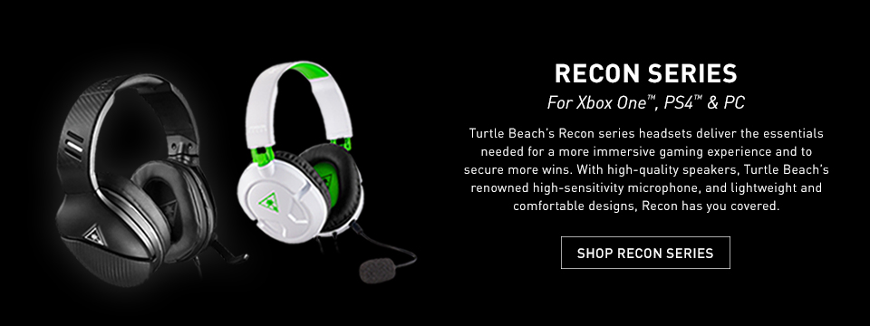 Turtle Beach Recon Series