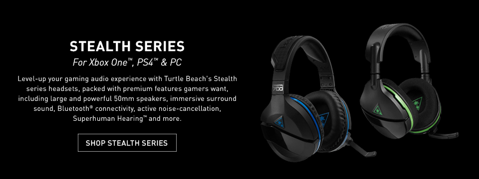 Turtle Beach Stealth Series